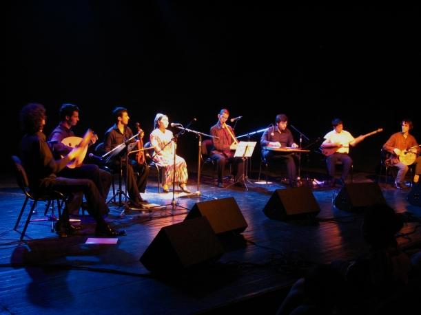 Ensemble Yengi Yol - Tashkent 2007