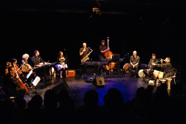 David El Malek Ensemble - Théâtre du Capitole - Toulouse 2012