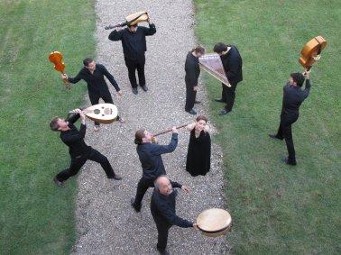 XVIII-21 Le Baroque Nomade - Éloge de la Folie
