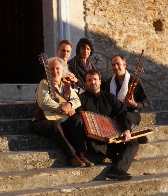 Ensemble Phémios - Corsica 2013