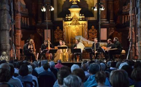 Ensemble L_Achéron – Église Saint Loup - Namur Belgium 2016