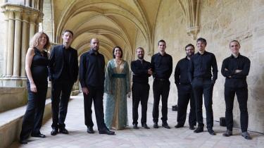Ensemble L_Achéron -L'Orgue du sultan - Festival de Royaumont 2017 -1