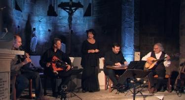 Ensemble Phémios & Mighela Césari - Canonica di Lucciana, Corsica 2013