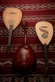 lutes of Constantinople & oud