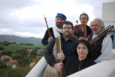 Mighela Cesari & Ensemble Phémios - Corsica 2014