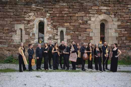 nsemble Canticum Novum – Sylvanès Abbey - 2020